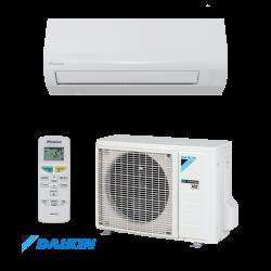 Инверторен климатик Daikin FTXF25A /RXF25A SENSIRA, 9000 BTU, Клас A++
