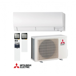 Хиперинверторен климатик Mitsubishi Electric MSZ-FH50VE/MUZ-FH50VE, 18000 BTU, Клас A++