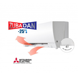 Хиперинверторен климатик Mitsubishi Electric MSZ-FH35VE/MUZ-FH35VEHZ ZUBADAN, 12000 BTU, Клас A+++