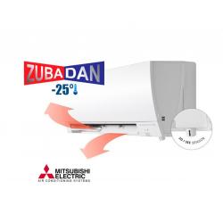 Хиперинверторен климатик Mitsubishi Electric MSZ-FH50VE/MUZ-FH50VEHZ ZUBADAN, 18000 BTU, Клас A++