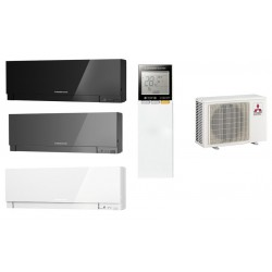 Инверторен климатик Mitsubishi Electric MSZ-EF25VE2B/MUZ-EF25VE KIRIGAMINE ZEN, 9000 BTU, Клас A+++